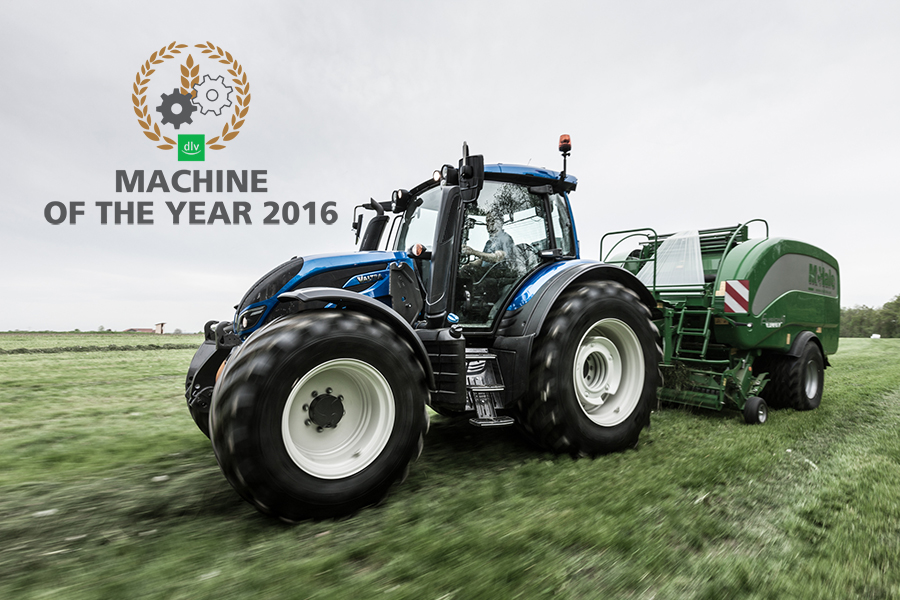 Valtra N4  - Machine of the Jahr 2016.